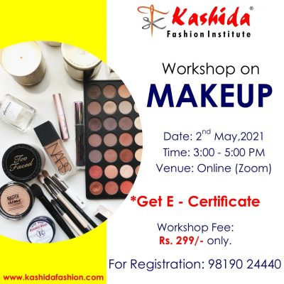 Makeup - Kashida Fashion Institute